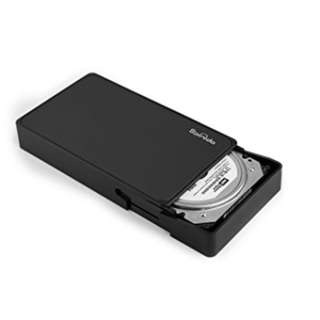 Spinido 3.5 inch HDD Enclosure (Black)