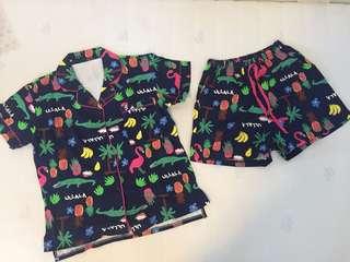 Cute summer pajamas