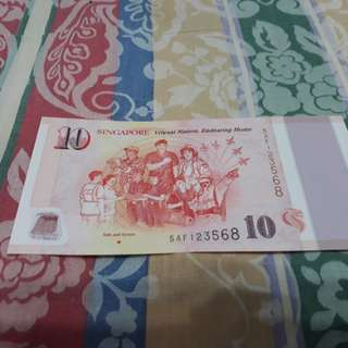#HUAT50Sale SG50 note
