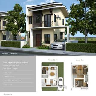 House and lot in mohon talisay avail na pre selling pa