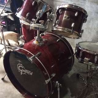 Gretsch Catalina Ash Drum set