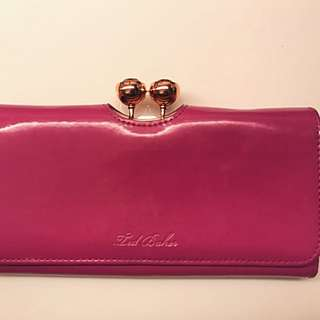 TED BAKER LONG WALLET 💗