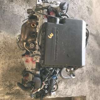 Engine k3 1.3 passo For myvi