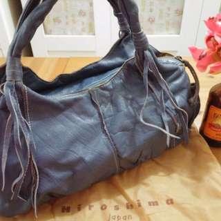 🌟真皮 hiroshima handbag