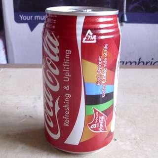 08年北京奧運可口可樂紀念罐