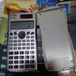 CASIO FX 3650P 公開考試專用計算機 計數機