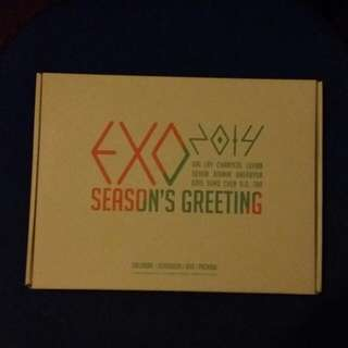 EXO Season's Greeting