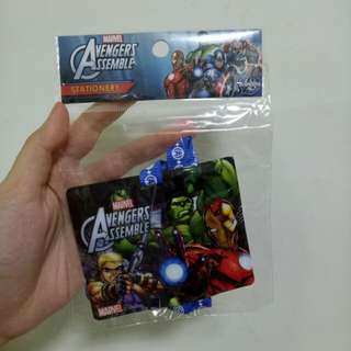 NEW! Marvel Avengers Card Holder