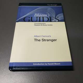 Bloom's Guides: The Stranger/ The Outsider by Albert Camus