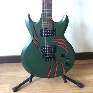 Beginner Electric Guitar Ibanez GAX010 Free Stand #SpringClean60