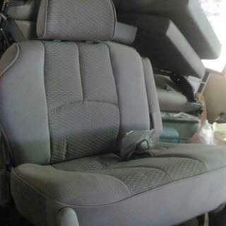 未使用過 貨車 休旅車 可折疊活動座椅 每一張500