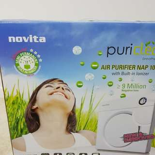 Novita Air Purifier NAP 101i
