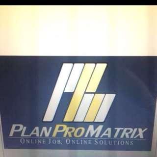 Planpomatrix Starter Account