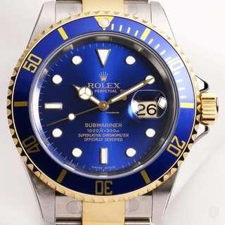 Rolex Submariner Full Set