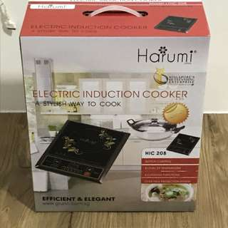 Harumi electric induction pot steamboat CNY