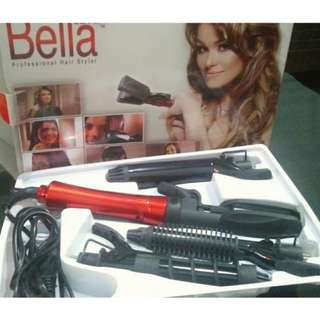 Hair Styler Professional Bella Seven