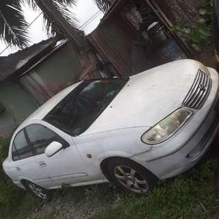 Nissan sentra (scrap singapore(
