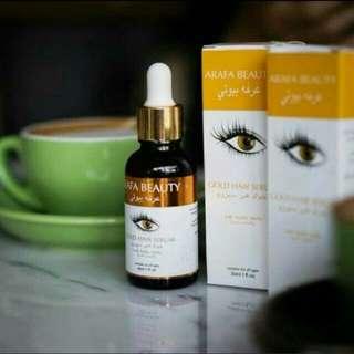 Arafa Beauty Gold Hair Serum - 30ml