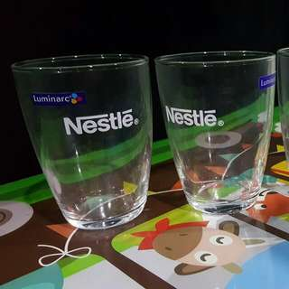 Nestle Glass