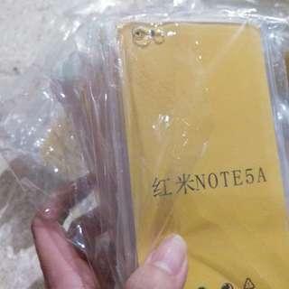 Xiaomi redmi note 5a case anticrack