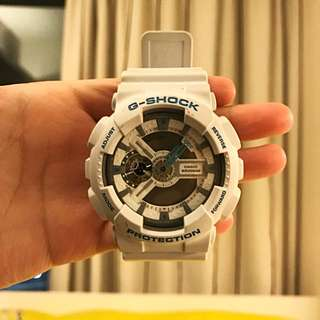 G SHOCK 100% REAL WATCH.