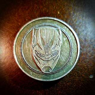 Marvel-Black Panther coin黑豹限量紀念幣