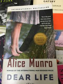 Book: Dear Life (Alice Munro)