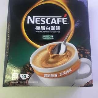 Nestle Nescafé white coffee