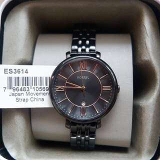 New jam fossil with box