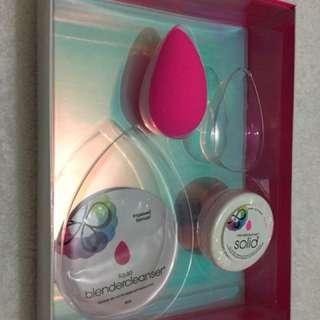 Beautyblender Bundle (Bb Original & Mini Blender cleanser)