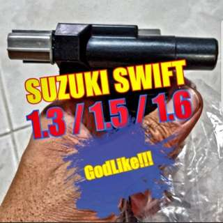 SUZUKI Swift 1.3 / 1.5 / 1.6 ignition coil + VK20 DENSO IRIDIUM TOUGH spark plug
