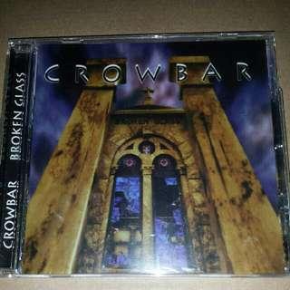Music CD: Crowbar –Broken Glass