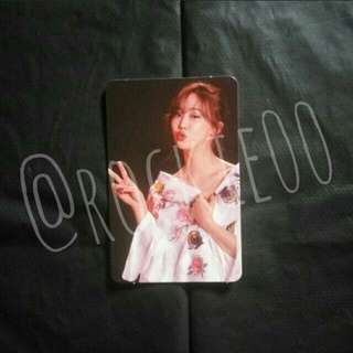 [SISTAR] The 4th Mini Album Dasom Official Photocard