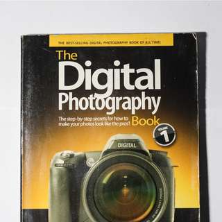 Digital Photography Book 1 by Scott Kelby