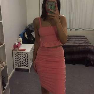 Pink Classy Set