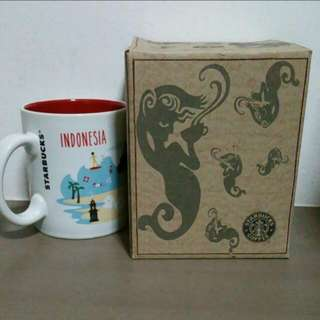 BNIB Indonesia Starbucks Cup/Mug