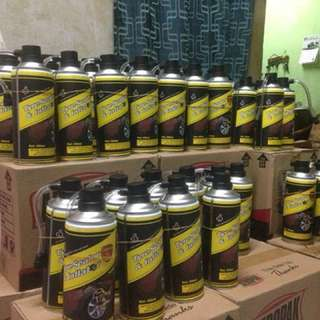 Tyre Sealent (RM 30 for 3 Tin)