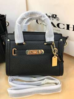 Coach Swagger mini Swagger 21 Handbag