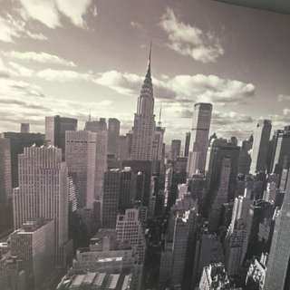Canvas of New York