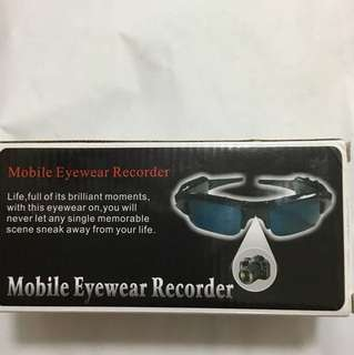 Mobile eyewear recorded/ camera /spectacles