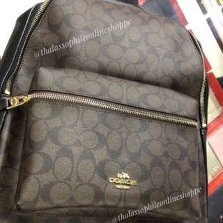 Coach backpack - Authentic