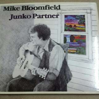 Music CD: Mike Bloomfield ‎– Junko Partner