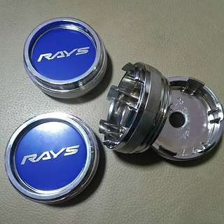Volk racing rays engineering wheel hub cap