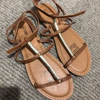 Kmart bohemian sandals