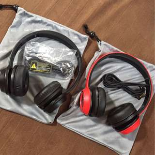Monster NTune On Ear Headphone