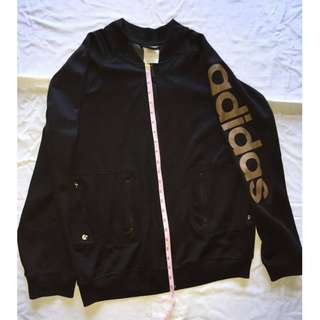His & Her Authentic Adidas Jackets BNWOT