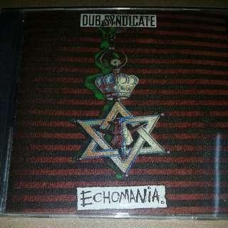 Music CD: Dub Syndicate–Echomania