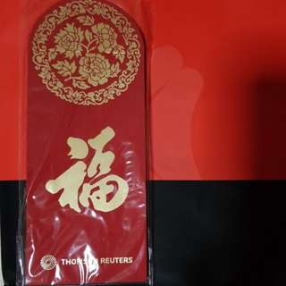 Thomson Reuters CNY Ang Pow (Red Packets)