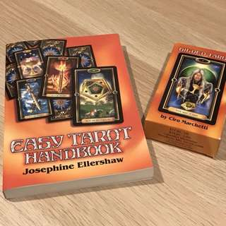 Tarot Cards & Guide Book