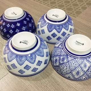 Moroccan Patterned Bowls (As seen used by Hanis Zalikha)